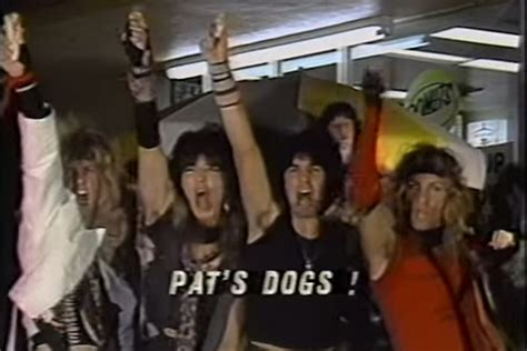 pat s chili dogs cinderella s tom keifer talks pat s chili dogs commercial