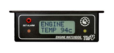 boat battery overheating engine watchdog tm4 audible engine temperature sensor and