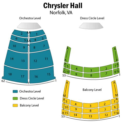 seven venues chrysler seating chart chrysler tickets chrysler events concerts in