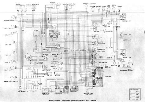 1977 280z wiring diagram 75 280z diagram wiring diagram