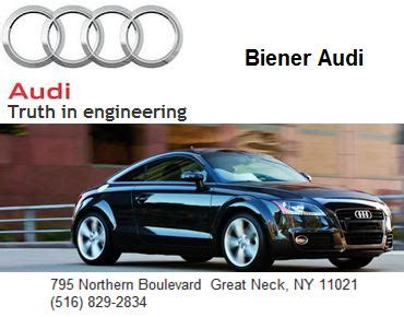 biener audi audi service center dealership ratings