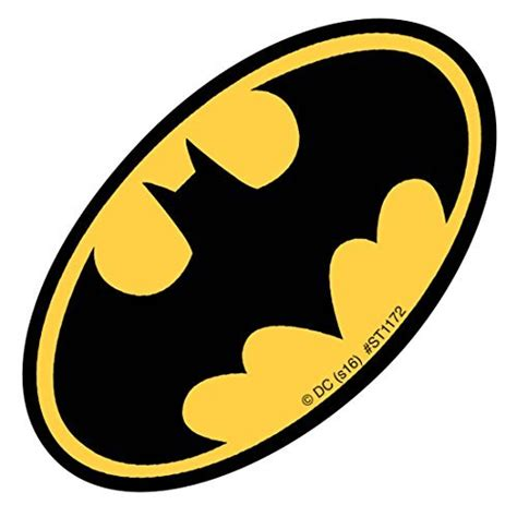 Prizes And Giveaways - shaped batman logo stickers prizes and giveaways 50 per import it all