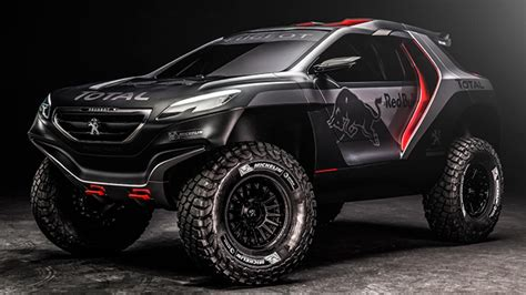 it s the peugeot 2008 dakar car top gear