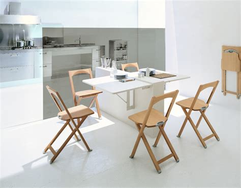 Wall Mounted Drop Leaf Dining Table Calligaris Quadro Wall Mounted Drop Leaf Table Modern Dining Tables By Div Furniture