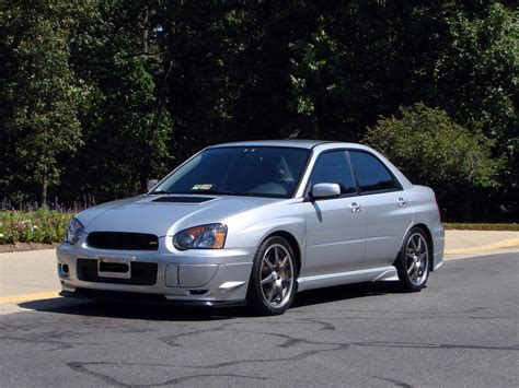 2001 subaru impreza information and photos momentcar