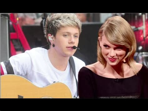 taylor swift and niall horan niall horan covers taylor swift s out of the woods