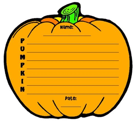 pumpkin book report template pumpkin acrostic poems unique pumpkin shaped