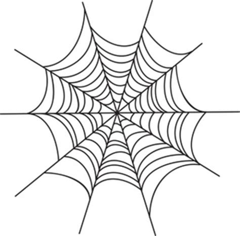 free web clipart spider web clipart