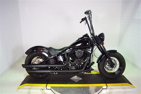 Harley Davidson Fls by Pre Owned 2015 Harley Davidson Softail Slim Fls Softail In