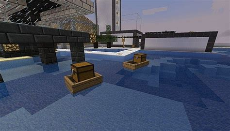minecraft chest on boat 1 4 6 7 chest boat mod 1 1 forge minecraft mod