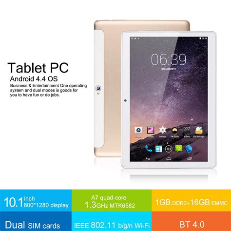 Tablet Malaysia excelvan 10 1 tablet pc 16gb gold lazada malaysia
