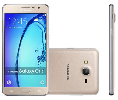 Hp Samsung Galaxy On7 harga samsung galaxy on7 smartphone samsung 2 jutaan layar 5 5 inchi klikponsel