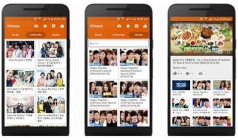 Daftar Ginseng Korea daftar aplikasi nonton drama korea terbaik dan terlengkap