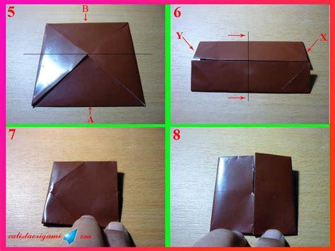 cara membuat origami kotak cara membuat origami kotak aneka bentuk origami