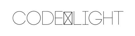 Code Light Font by Stick Light Font