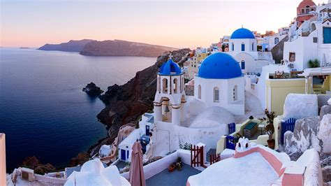 hd wallpaper 1920x1080 greece santorini wallpapers wallpaper cave