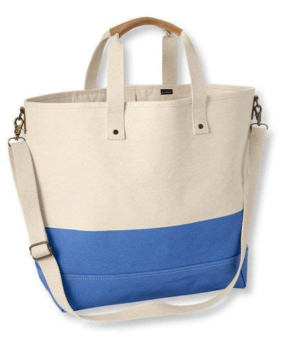 ll bean canvas tote leather handles 1000 images about ll bean on the boats