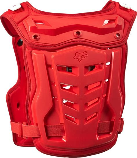 Promo Protector Armor Fox 79 95 fox racing youth proframe lc roost deflector chest 202704