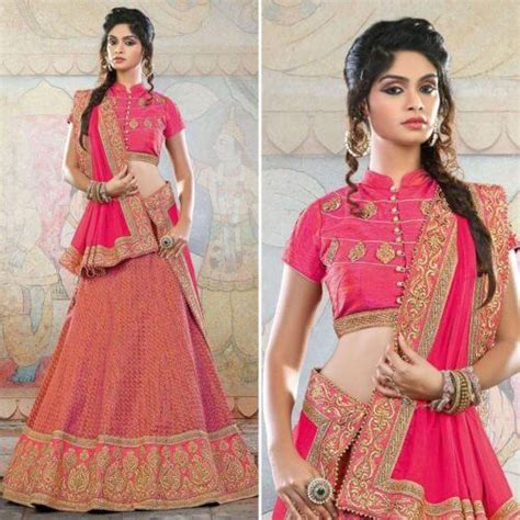 easy hairstyles on lehenga 10 best hairstyles for lehenga choli to inspire you in 2017