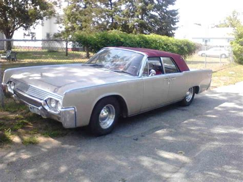 1961 lincoln convertible for sale best 28 1961 lincoln continental for sale two 1961