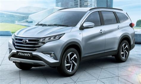 toyota rush 2019 1.5l ex in uae: new car prices, specs