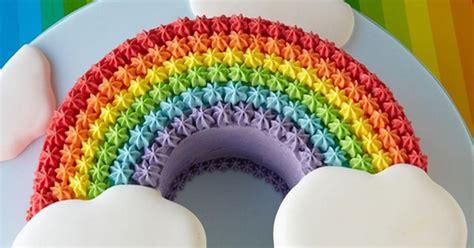 regenbogen kuchen kastenform wir flippen aus regenbogen kuchen zum nachbacken