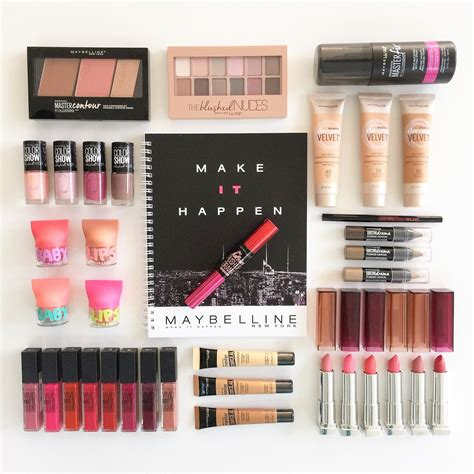 Maybelline New York maybelline new york product launches july to december 2016