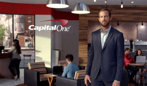 capital one commercial actress with dragon unknown ginger for capital one commercialhunks