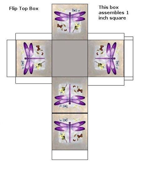 cards dollhouse template 25 best miniature printie boxes images on