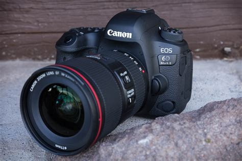 Canon Eos 6d the same but different canon eos 6d ii shooting