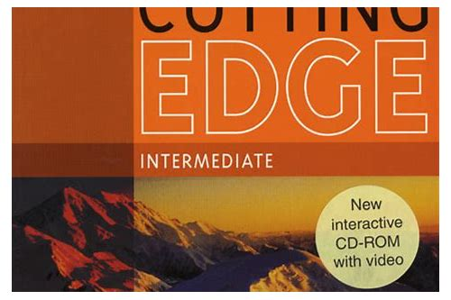 new cutting edge intermediate mp3 download