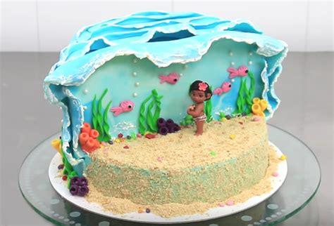 juegos de decorar tortas con crema como decorar una torta de moana m 225 s chicos