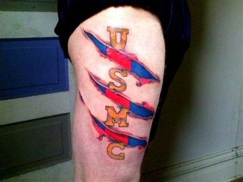 can i join the army with tattoos 17 best images about marine on tattoos