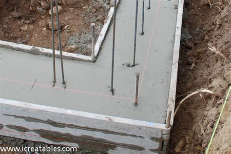 Modular Homes With Basement Floor Plans concrete footings for a house icreatables com