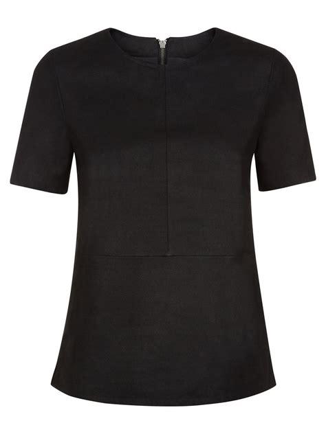 T Shirt Consina Tsmc 711 surmere black leather t shirt