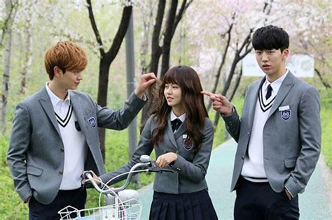 film korea school top 25 high school korean drama k drama amino