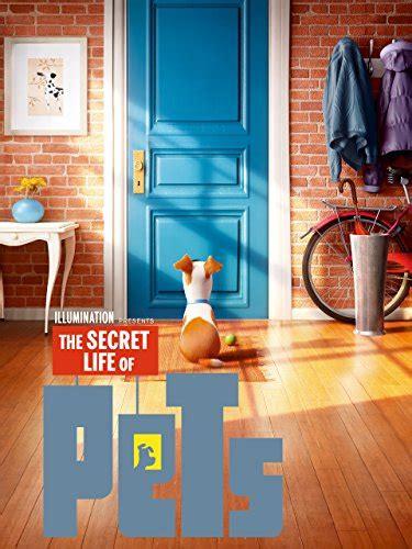 secret life  pets     amazon