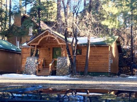 we stayed in cabin 15 and loved it and cozy