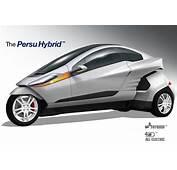 Persu  The Rain Drop Car Autoevolution