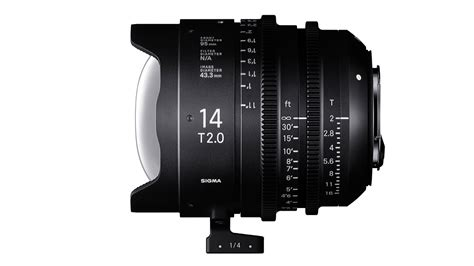 Sigma 24mm T1 5 Ff High Speed Prime Ef Mount sigma announces 14mm and 135mm t2 ff high speed prime cine lenses news cinema5d howldb
