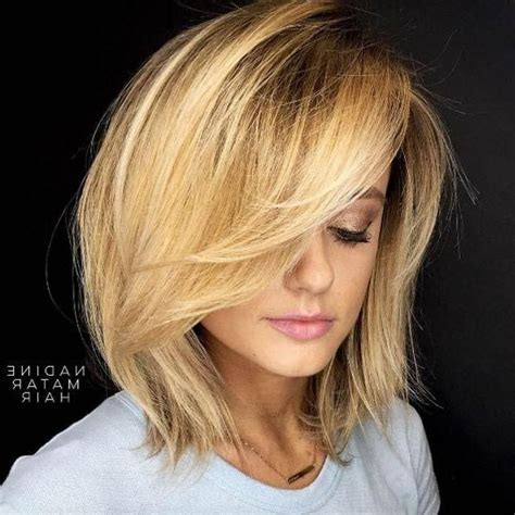 best 25 thick hair bobs ideas on bob 15 photo of medium bob hairstyles for thick hair