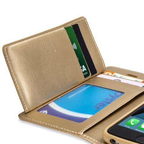 Walet Premium Gold Walet Gold mercury rich diary iphone 6s 6 premium wallet gold mobilezap australia
