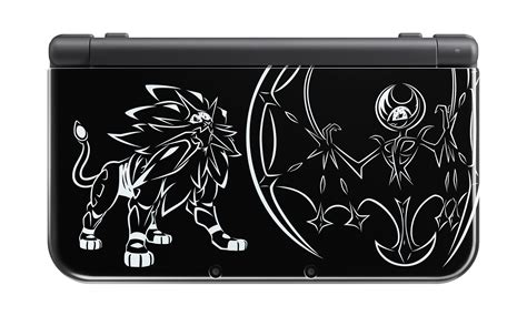 Special Edition Hori Casing New 3ds Xl pok 233 mon lune soleil voici la new 3ds xl collector