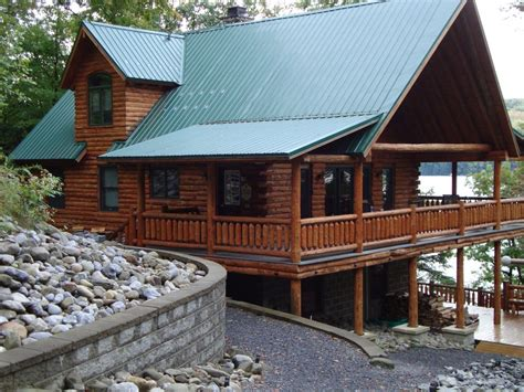 luxury log cabin in the woods on skaneateles lake