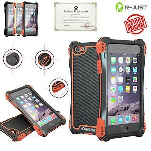 iphone 6 6s 6 plus 6s cover shockproof dirt proof water resistant r just ebay