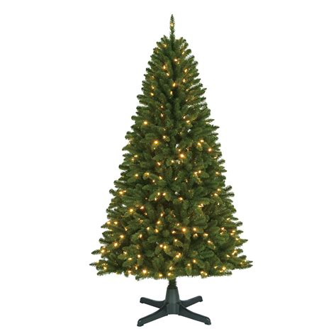 christmas tree farms in quad cities color switch plus 6 5 pre lit vancouver fir tree shop your way shopping earn points