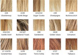revlon colorsilk color chart revlon wigs color chart hairstyles ideas