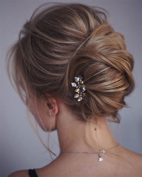 hairstyles for long hair french this french twist updo hairstyle perfect for any wedding