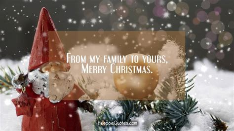 family   merry christmas hoopoequotes
