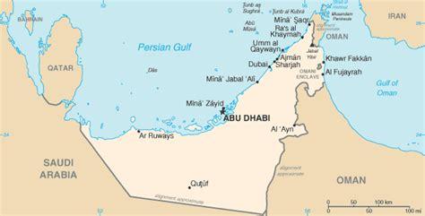 emirates uae maps of uae emirates travel guide